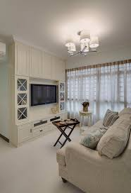 Small Picture House Tour Four room HDB flat in Punggol with soft pastels