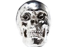 <b>Копилка Skull</b> Chrome 14 cm. 35875 в Киеве купить <b>kare</b>-design ...