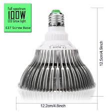 New <b>Plant</b> Growth Lamp LED P30 50W / 100W E27D <b>Plant</b> Growth ...