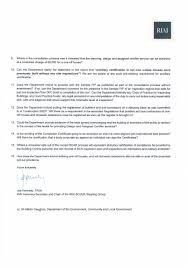Riai Response Ministerial Review Si 9 Bregsforum