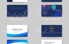 Document Template : Name Card Design Template Estimate Receipt Event ...