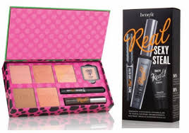 bargain benefit cosmetics gift sets with extra 15 off free delivery look fantastic