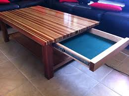 secret compartment coffee table secret coffee table with storage diy secret compartment coffee table
