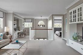hamptons home hamptons study area with marble coffee table metricon homes bayville display