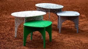 Furniture in mexico Carved Luken Recycled Plastic Furniture Yelp Luken Flatpack Furniture Is Made From Recycled Plastic Bottles In