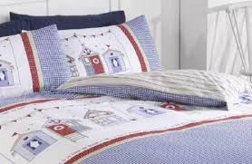 bed linens sets seaside beach huts