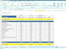 Budget Expenses Template Moving Expenses Template Excel Income And Expense Sheet