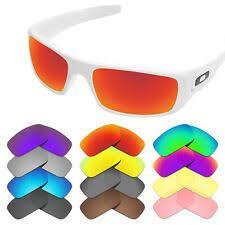 Tintart Replacement Lenses for-<b>Oakley Crankshaft</b> Sunglasses ...