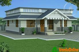 Small Picture Single Floor Kerala Home Design 1150 Sq Ft