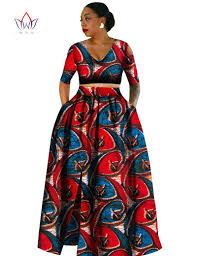 African Print Designs For Plus Size Women African Tradition 2 Piece Plus Size Africa Clothing