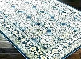 allen roth rugs and trellis brindle rectangular outdoor rug