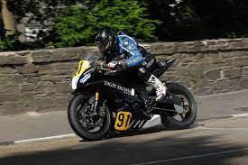 Derek Glass (Yamaha) 2009 Senior Manx Grand Prix #15151330