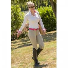 Fits Kimberly Riding Knee Patch Breeches Sahara