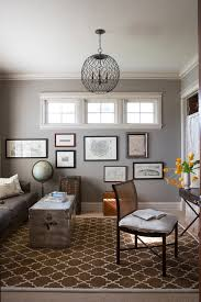 neutral office decor. dove gray paint home office contemporary with wall eclectic decor neutral