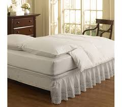 twin xl bed skirt. Brilliant Twin Provides A Decorative Touch  Twin XL Bed Skirt Designer Ruffle Hide  Underbed Storage Intended Xl