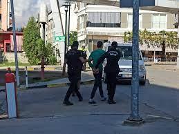 Nazilli'de ortalık karıştı! Polis silahıyla polisi vurdu! - Asayiş Haberleri