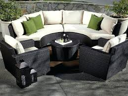 great outdoor patio furniture couch brown outdoor furniture round couch about brown wicker patio furniture remodel