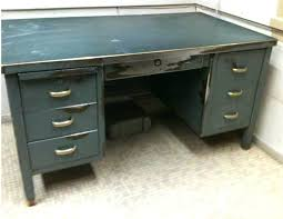 old metal desk antique metal steel desk steampunk industrial brass metal desk makeover
