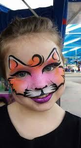 mark reid fast cat face painting design