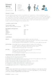 Standard Resume Template Word Enchanting Canadian Resume Template Word Resume Template Accountant Resume