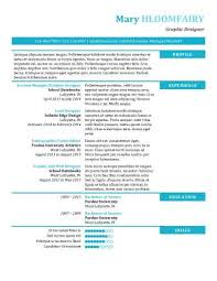 Modern Resume Format Custom Modern Resume Templates [48 Examples Free Download]