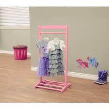 Childrens Coat Rack Home Craft Kids' Clothes Rack White Walmart 40