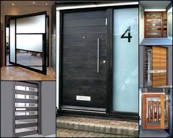 modern front door hardware. Modern Front Entry Door Hardware Doors With Large Design Wooden Materials And Chrome Hand Pulls As