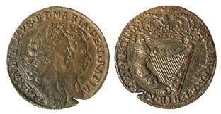 O'Brien Coin Guide: Irish 'Regal Halfpennies' of William & Mary ...