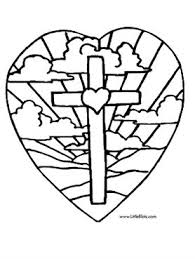 Religious Easter Coloring Pages For Kids Color Bros