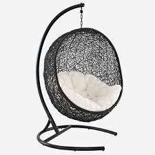 hanging birdcage chair pier one swingasan cane swing chair