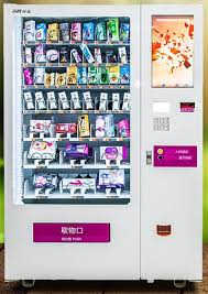 Product Vending Machine Beauteous Personal Hygiene Product Vending Machine With 4848 Inch Touch Screen