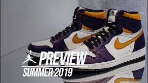 Every <b>Air</b> Jordan Releasing In <b>Summer 2019</b> - YouTube