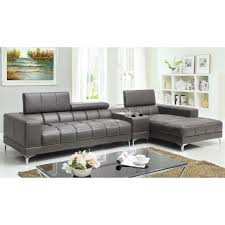 furniture america riverton piece sectional sofa with optional master couch chaise bluetooth console gray camo chair