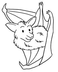 Small Picture free printable bat coloring pages for kids bat coloring pages