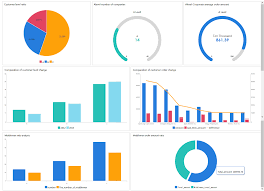 Sales Analysis Sales Reports FineReport Front Runner Of BI And Reporting Tools 4