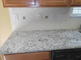 Colonial White Granite Kitchen Napoli White Granite