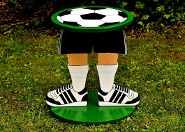 Wooden Lawn Games Free Images grass creative wood green football lighting 57
