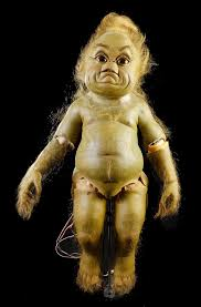 lot 260 animatronic baby grinch puppet how the grinch stole 2000