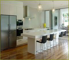 Kitchen Stupendous Modern Kitchen Island With Seating Contemporary Islands  Cart Bright And Modern Modern Kitchen Island