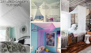 Terrific Diy Bed Canopy Ideas Extremely 20 Magical DIY Will Make You ...