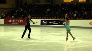 Nebelhorn Trophy 2011 Tiffany VISE Don BALDWIN USA FS - YouTube