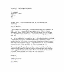 Best Solutions Of 40 Thank You Email After Interview Templates