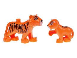 <b>Конструктор Hongyuansheng toys Animal</b> World, Тигры купить в ...