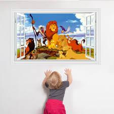 Lion King Bedroom Decorations Online Buy Wholesale Lion King Decorations From China Lion King