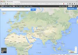 google maps ( update)  fonts in use