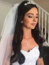 Half Tot Half Neer Bruiloftskapsels 50 Stijlvolle Ideeën Voor