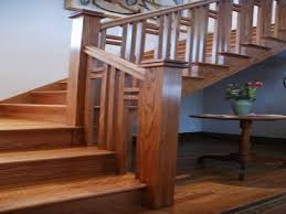 Craftsman Staircase craftsman home craftsman style stairs and railings white 4823 by xevi.us