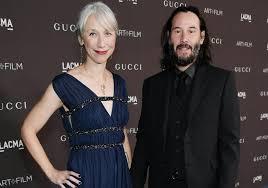 Keanu Reeves Praised For Age Appropriate Girlfriend