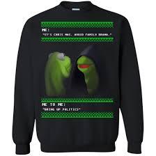 Dat Boi The Evil Kermit sweater, shirt, long sleeve - Icestork