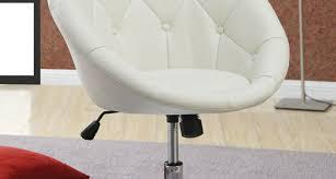 Furniture Coaster Fine Furniture Round Tufted Swivel Chair